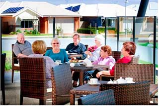 Amana Living Inc  Residential Aged Care Subiaco | Aged Care