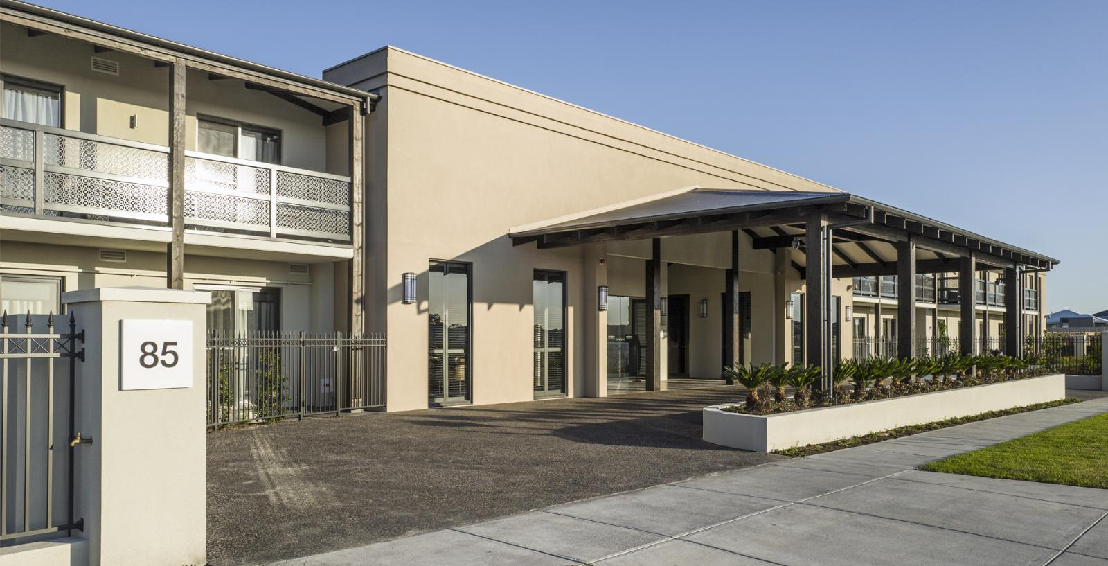 Arcare aged care keysborough 19