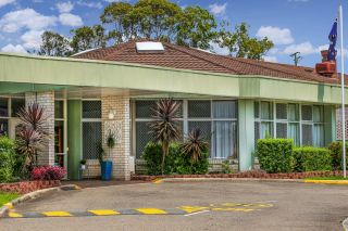 Churches of Christ Care Lady Small Haven Aged Care Services