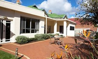 Hall & Prior Leighton Aged Care Home
