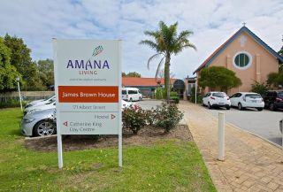 Amana Living - James Brown Care Centre