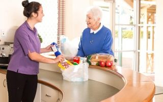 Amana Living Home Care