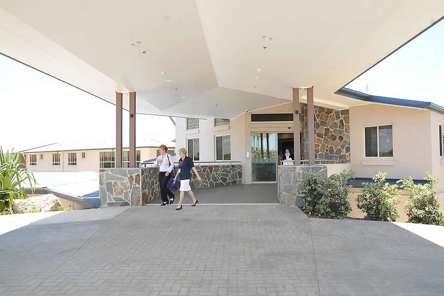 Sunset Lodge Hostel Emu Park