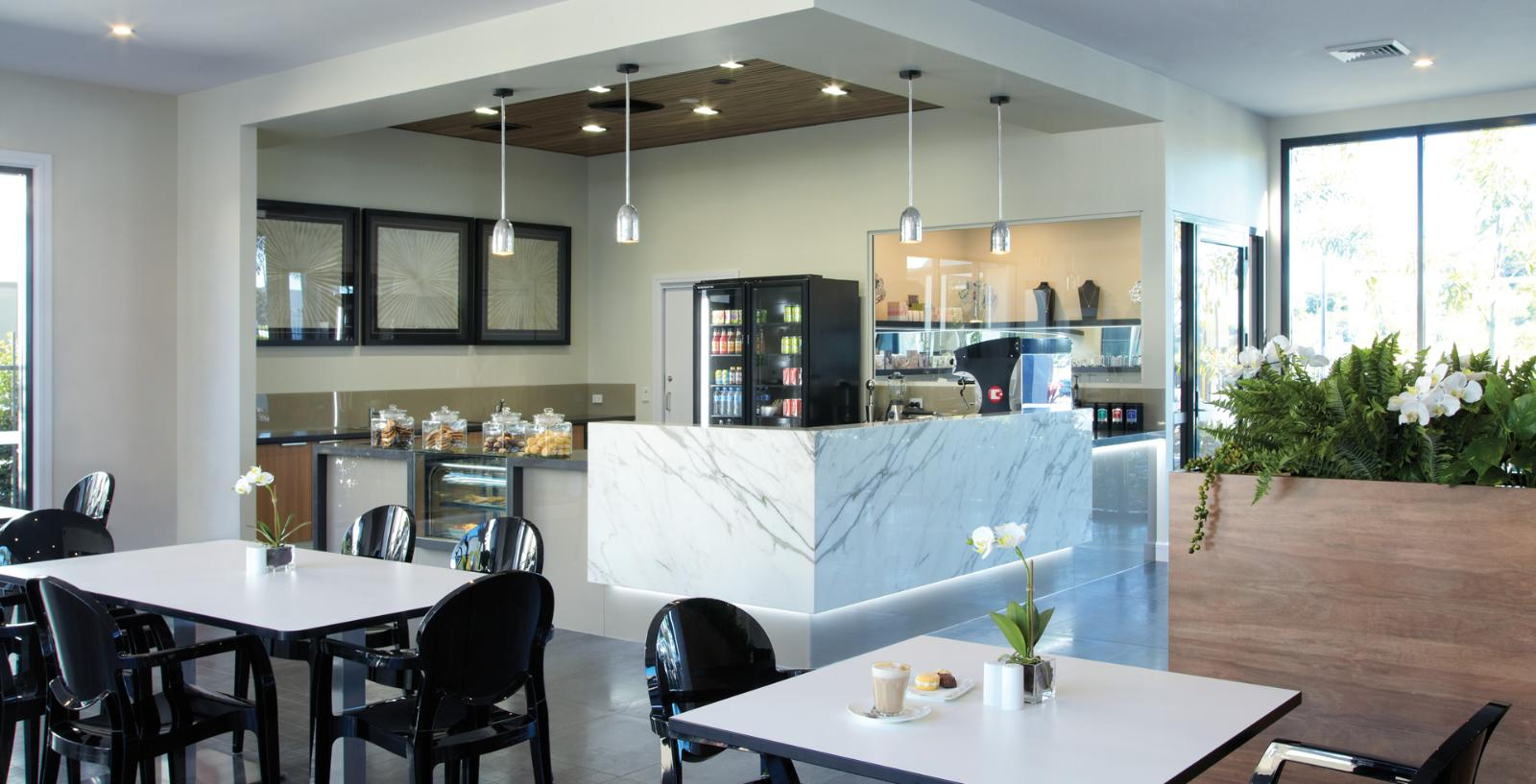 Arcare aged care maroochydore cafe 01