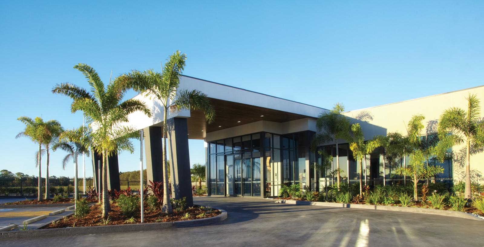 Arcare aged care maroochydore exterior 01