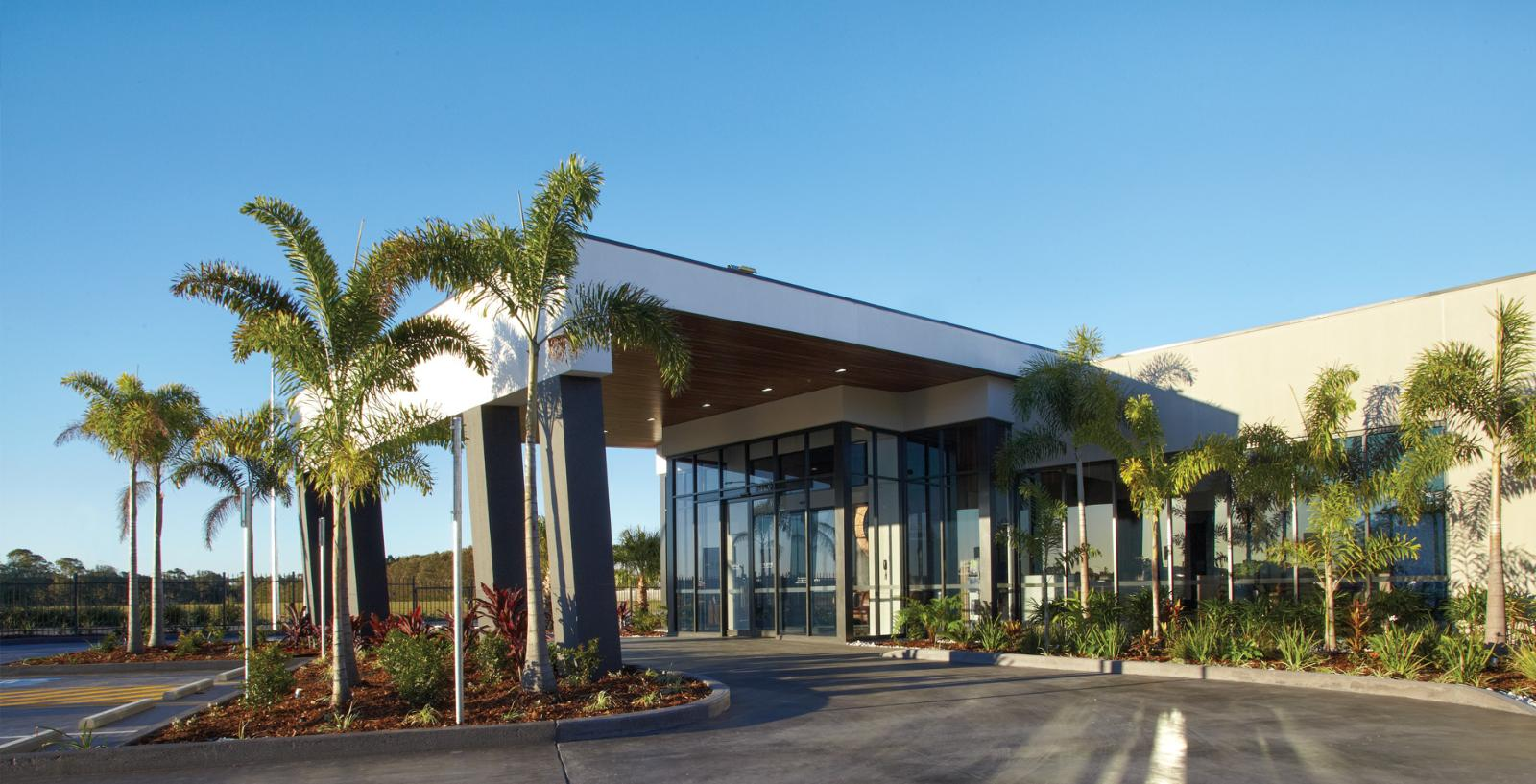 Arcare aged care maroochydore exterior 02