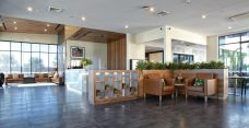 Arcare aged care maroochydore reception cafe